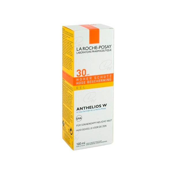 ANTHELIOS W GEL SPF- 30 ALTA PROTECCION 100 ML