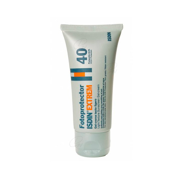 FOTOPROTECTOR ISDIN EXTREM SPF-40 TACTO LIGERO GEL-CREMA 50 ML